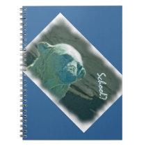 Polar Bear Back to School Notebook