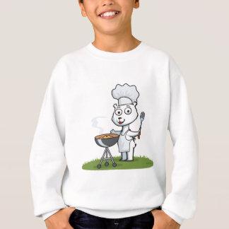 Polar Bear BBQ Sweatshirt