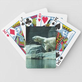 Polar Bear: Berlin Bicycle Playing Cards