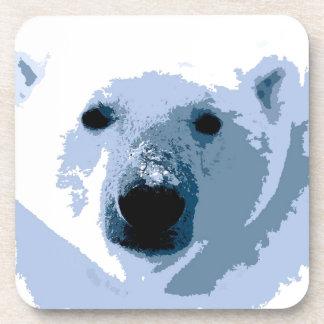Polar Bear Beverage Coaster