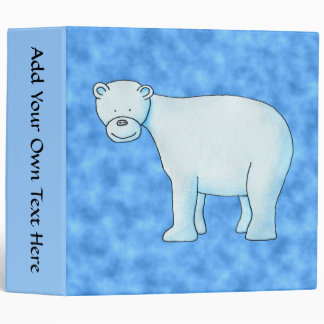 Polar Bear. Binder