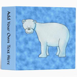Polar Bear. Binder