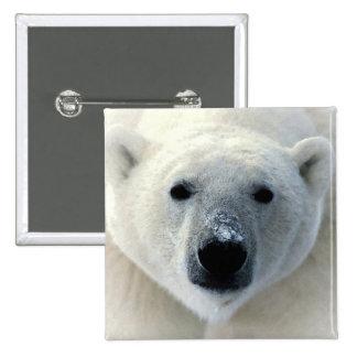 Polar Bear Button