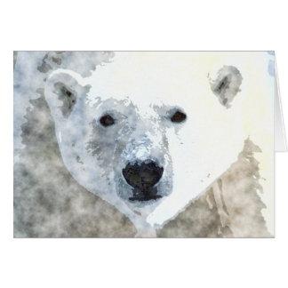 POLAR BEAR CARD