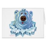 polar bear cards