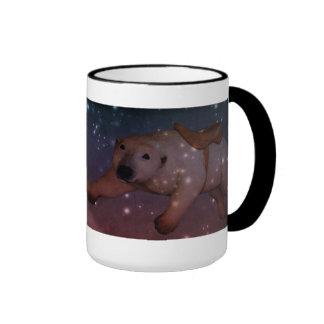 Polar Bear Carousel Mug