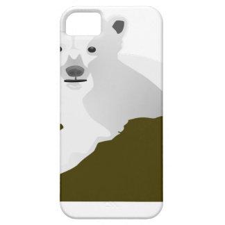 Polar Bear Cartoon iPhone SE/5/5s Case