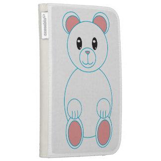 Polar Bear Caseable Case Kindle Case