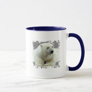 Polar Bear Ceramic Coffee Mug
