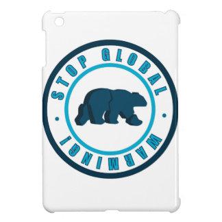 polar bear circle vintage design iPad mini cases