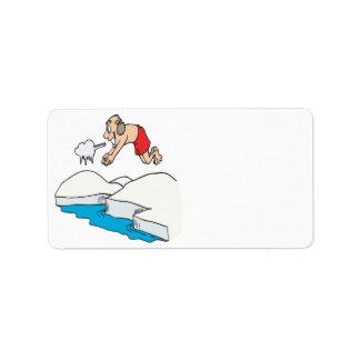 Polar Bear Club Label
