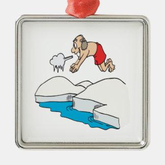 Polar Bear Club Ornament