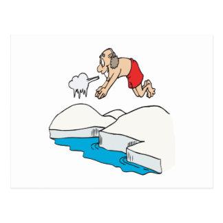 Polar Bear Club Postcard