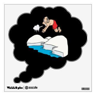 Polar Bear Club Wall Sticker