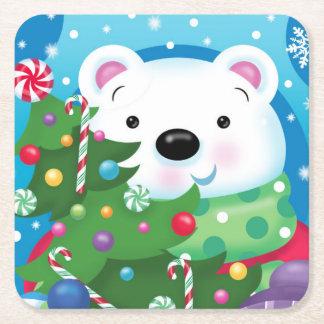 Polar Bear Coaster