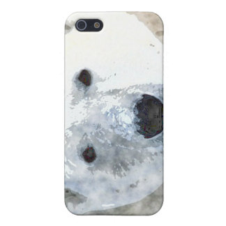 POLAR BEAR COVER FOR iPhone SE/5/5s