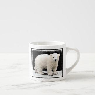 Polar Bear Cub Espresso Cup