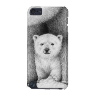 Polar Bear Cub iPod Touch Speck Case iPod Touch (5th Generation) Cases
