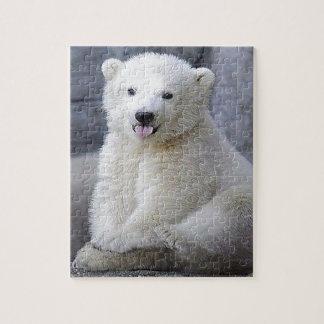 Polar Bear Cub Jigsaw Puzzle