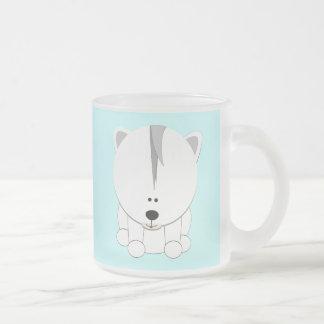 Polar Bear Cub Coffee Mug
