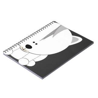 Polar Bear Cub Notebook