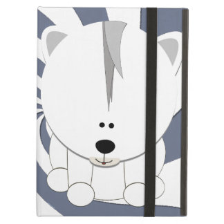 Polar Bear Cub Powis iCase iPad Case