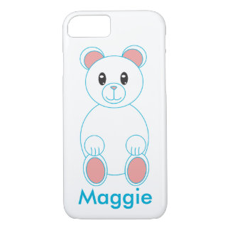 Polar Bear Customizable iPhone 7 Case
