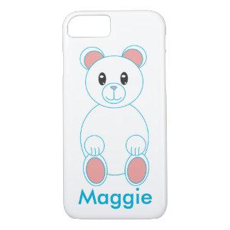 Polar Bear Customizable iPhone 8/7 Case