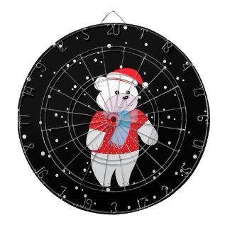polar bear dart board