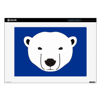 Polar Bear Decals For Laptops