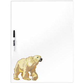 polar bear dry erase boards