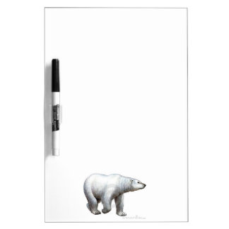 POLAR BEAR Dry-Erase WHITEBOARD