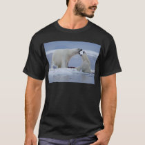 Polar Bear Duel T-Shirt
