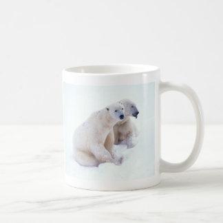 Polar Bear Duo Coffee Mug