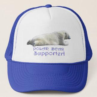 POLAR BEAR, EARTH DAY Gifts Trucker Hat