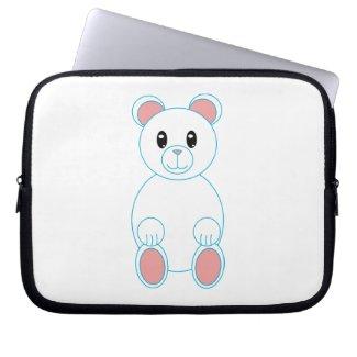 Polar Bear Electronics Bag