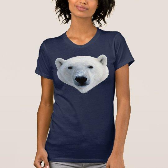 Polar Bear Face Shirt