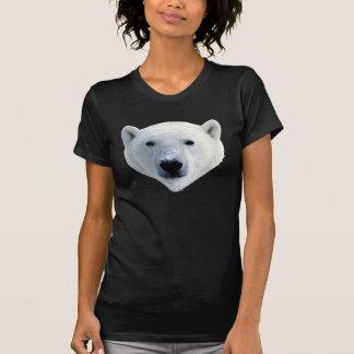Polar Bear Face T-shirt