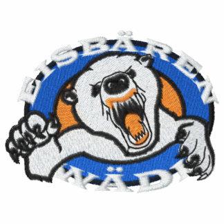 Polar bear fan shirt polos