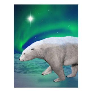 Polar Bear Flyer
