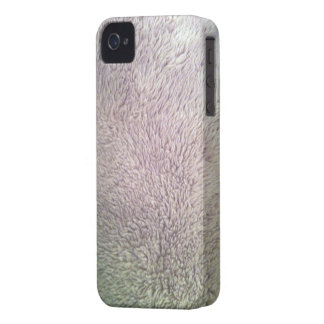 Polar Bear Fur skin iphone 4 case