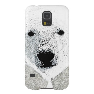 Polar Bear Galaxy S5 Cover