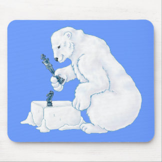 Polar Bear Games Mouse Pad