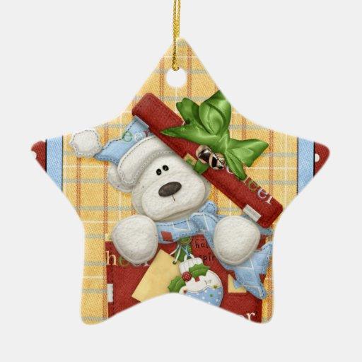 Polar Bear Gift Keepsake Ornament