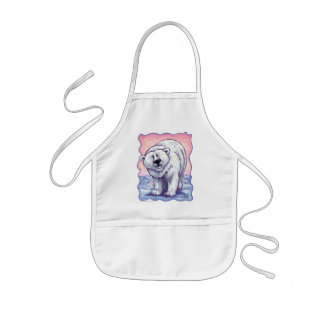 Polar Bear Gifts & Accessories Kids' Apron