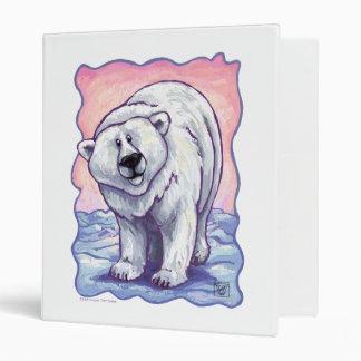 Polar Bear Gifts & Accessories Vinyl Binder