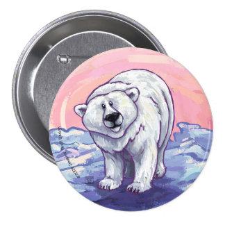 Polar Bear Gifts & Accessories Button
