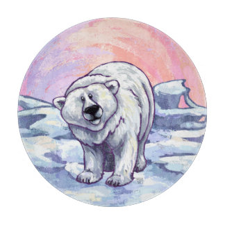 Polar Bear Gifts & Accessories Cutting Board