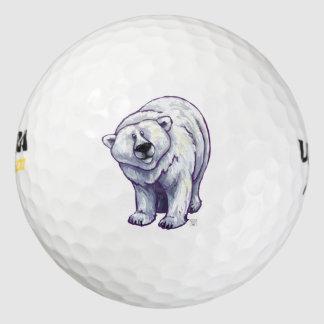 Polar Bear Gifts & Accessories Golf Balls