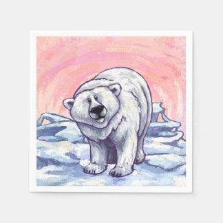 Polar Bear Gifts & Accessories Paper Napkin